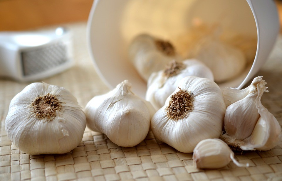 Garlic is a superfood